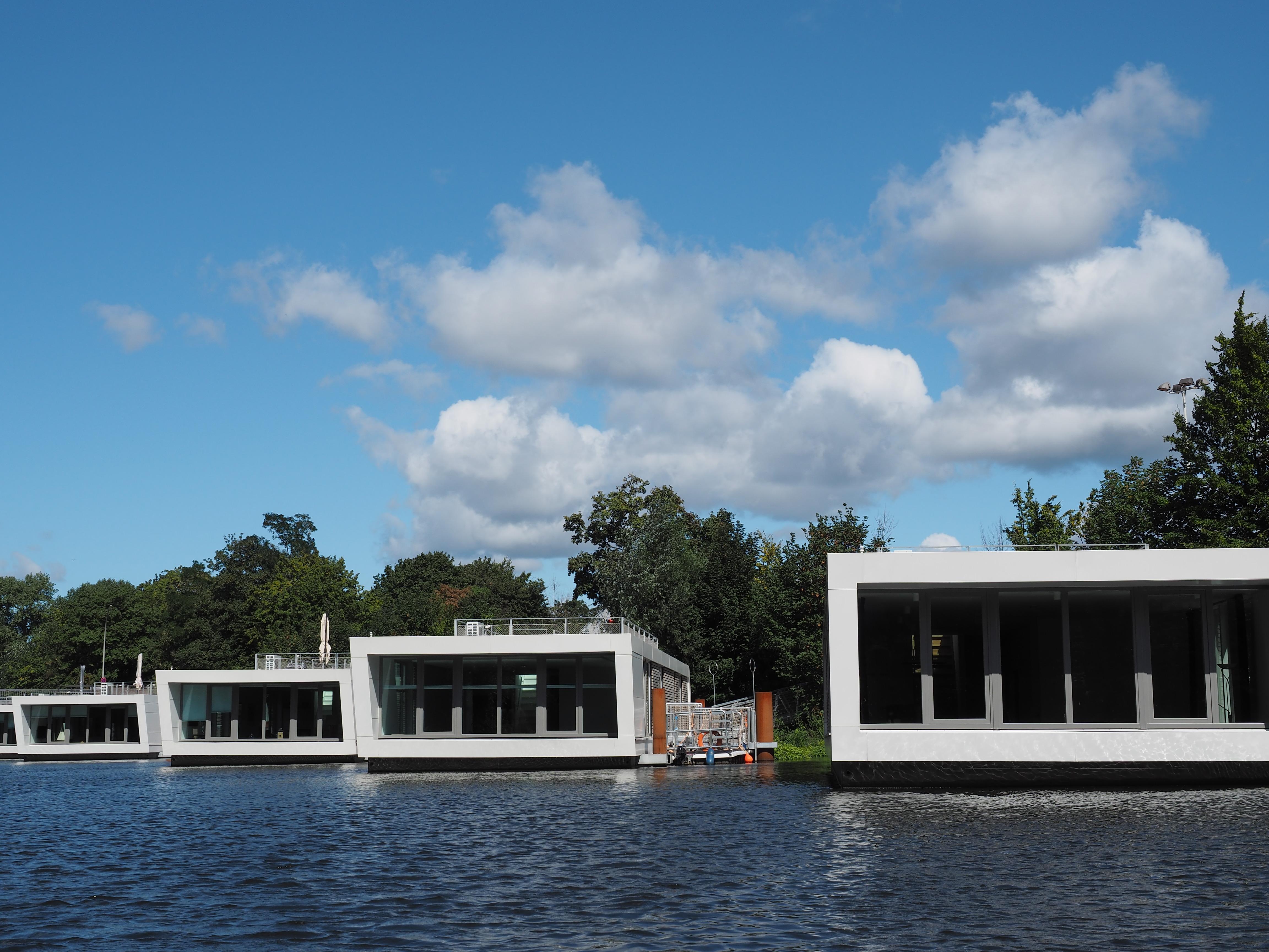 Floating Homes – Der SiliconKunstToaster All images © Eva Maria Orth ...